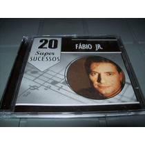 Cd Fábio Jr - 20 Super Sucessos