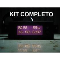 Astra 98> Mostrador Digital Tid Relógio Data Temp Complet