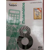 Livro: Matemaica 8°ano - Projeto Telaris.