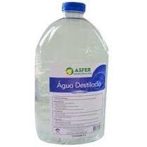 Água Destilada Galão 5 Litros