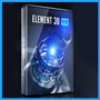 Video Copilot Element 3d 2.2.2 Completo + After Effects