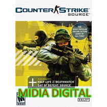 Counter Striker Souce Pc Hd Envio Imediato!