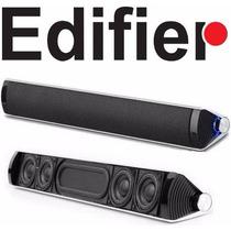 Caixa De Som Edifier Para Monitor De Tv, Home E Blu Ray Dvd