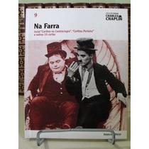 * Livro - Coleção Folha Charles Chaplin - Na Farra