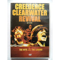 C281 - Dvd Creedence Clearwater Revival - The Hits & Legend