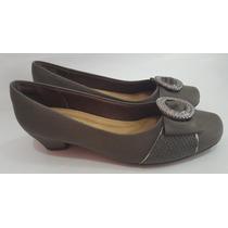 Sapato Piccadilly Fashion Confort