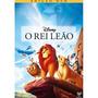 O Rei Leão - Clássico Disney Dvd Lacado