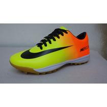 Chuteira Nike Mercurial Futsal Adulto - Lançamento