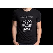 Camiseta Coldplay Pop Rock Camisa Banda