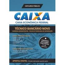 Apostila Concurso Técnico Bancário Caixa Econômica Federal