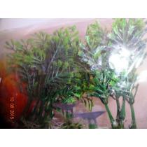 Plantas Artificiais C/ Ventosa Pct Com 10 Unidades !