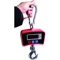 Balança Digital 300kg Para Pesar Cordeiros E Bezerros