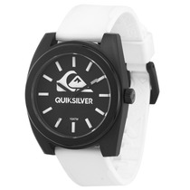 Relógio Masculino Quiksilver The Big Wave White