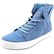 Supra Sapatos Skytop D Lona Skate