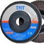 Disco Lixa Flap Tnt 4.1/2 Gr080 Alo Red