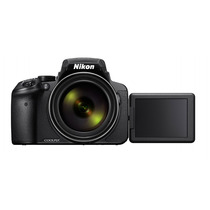 Camera Digital Nikon Coopixp900 83x Zoom - Semi Profissional