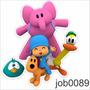 Adesivo Infantil Desenho Pocoyo E Sua Turma Job0089