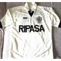 Camisa Rio Branco Americana De Jogo Anos 90 Enr