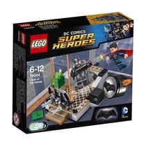 Lego 76044 Super Heroes Confronto Herois Batman Vs Superman