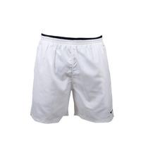 Bermuda Mizuno Tennis Master - Branco-marinho - Tam M