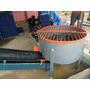 Misturador De Cimento Forçado Para Fábrica De Blocos.