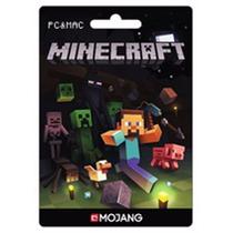 Minecraft - Cartão De Ativação Original - Gift Card