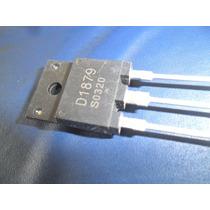 Transistor 2sd1879 Original