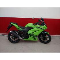 Kawasaki - Ninja 250 R / Verde