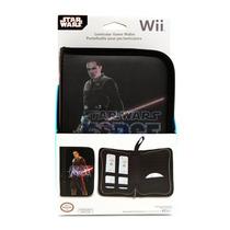 Estojo Para Wii Motion Star Wars:the Force Unleashed Powera