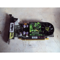 Placa De Video Geforce 9500gt 550m 512mb Ddr2 Tv Dvi Pci-e