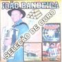 Cd João Bandeira Seleção De Ouro Original + Frete Grátis