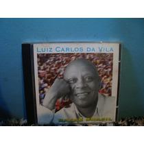 Luiz Carlos Da Vila - Raças Brasil - Cd Nacional Raro