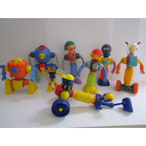 8 Miniaturas Brinquedos Revista Recreio