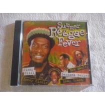 Cd Summer Reggae Fever 2004 (boby Marley,jimmy Cliff ...)