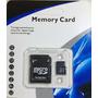 Cartao De Memória Micro Sd Hc 64 Gb + Adaptador