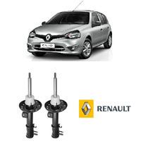 Par Amortecedor Dianteiro Renault Clio 2014/... Original