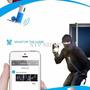 Câmera Clever Dog Wi-fi Sem Fio Night Vision Visão Noturna