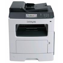 Multifuncional Laser Lexmark Mx410de Novo Garantia N Fiscal