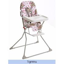 Cadeira De Refeição Tigrinha Galzerano