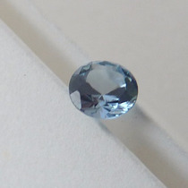 Topázio Azul Zircônia Pedra Preciosa 5971