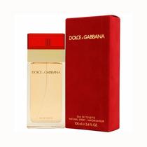 Perfume Dolce & Gabanna Red Trad Vermelho Fem 100ml