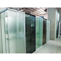 Box De Banheiro Em Vidro Temperado 8 Mm (blindex)