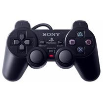 Controle Ps2 Dualshock 2 100% Original + Nota Fiscal