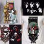 Camisetas Star Wars Hunter Guerra Nas Estrelas Filme Nerd