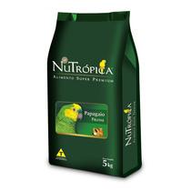 Ração Para Papagaio Com Frutas 5kg - Nutrópica Super Premium