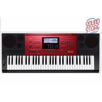 Teclado Casio Ctk-6250 - 61 Teclas Sensitivas - Sound Store
