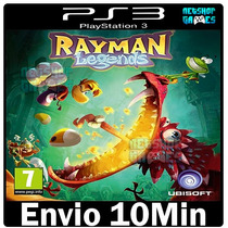 Rayman Legends [** Baixe Da Psn 100% Português Ps3 Play3 **]