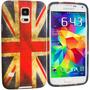Capa Case Celular Samsung Galaxy S5 I9600 G900 Reino Unido