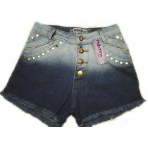 Short Jeans - Color Fashion