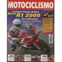 Motociclismo N°26 Yamaha Xt 600 Ducati 996 Sps Cagiva Mito